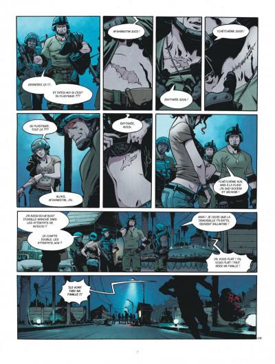 Page 7 Bob Morane - renaissance tome 1