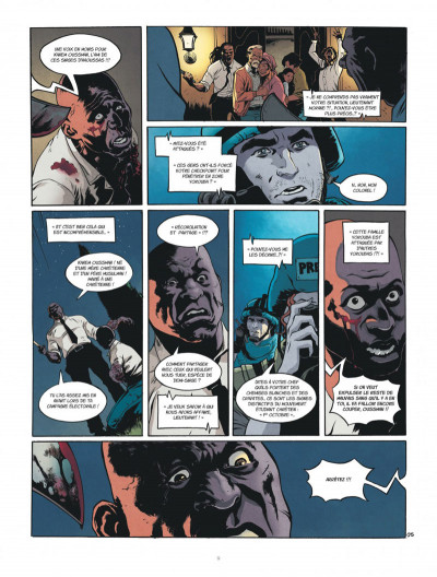 Page 9 Bob Morane - renaissance tome 1