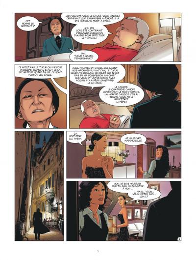 Page 5 Cassio tome 8