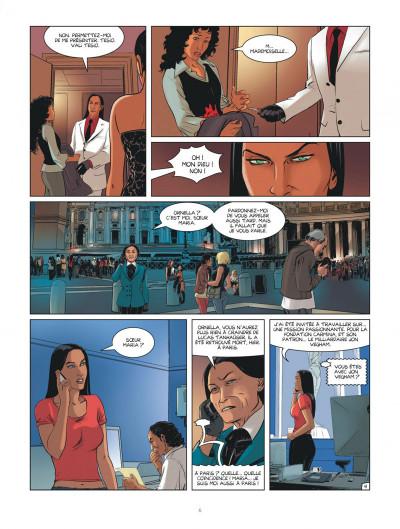 Page 6 Cassio tome 8