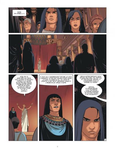 Page 8 Cassio tome 8