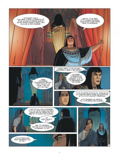 Page 9 Cassio tome 8