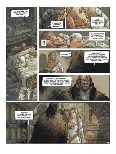 Page 4 Croisade tome 8 - Le Dernier Souffle