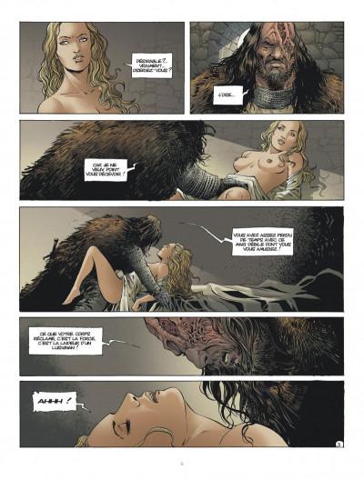 Page 5 Croisade tome 8 - Le Dernier Souffle