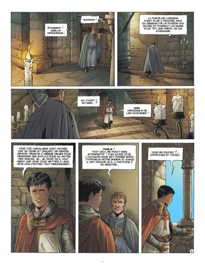 Page 6 Croisade tome 8 - Le Dernier Souffle