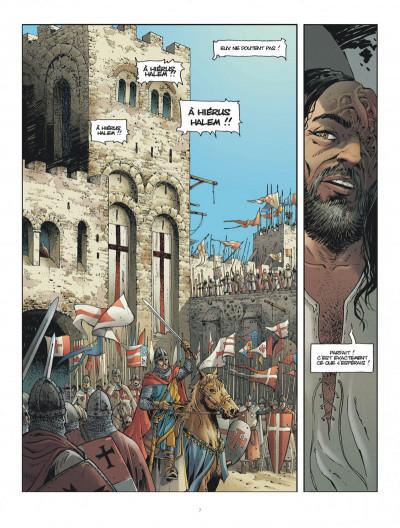 Page 7 Croisade tome 8 - Le Dernier Souffle