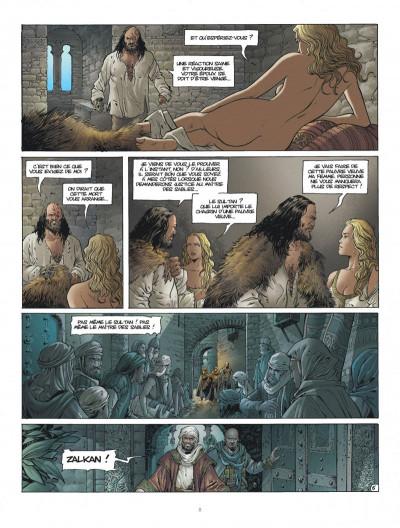 Page 8 Croisade tome 8 - Le Dernier Souffle
