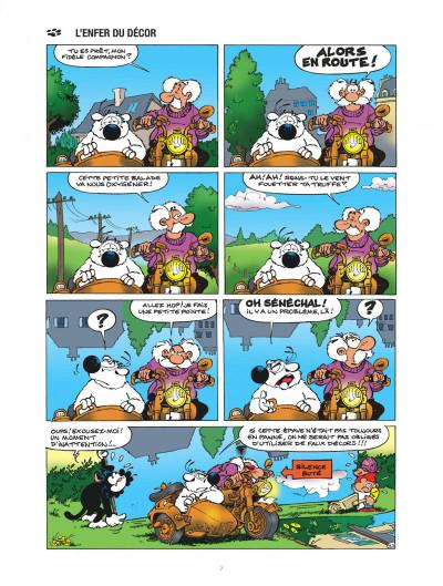 Page 7 Les nouvelles aventures de Cubitus tome 9 - L'école des chiens