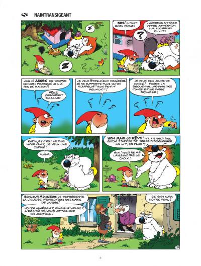 Page 8 Les nouvelles aventures de Cubitus tome 9 - L'école des chiens