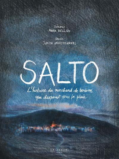 Page 3 Salto - L'histoire du marchand de bonbons qui disparut sous la pluie