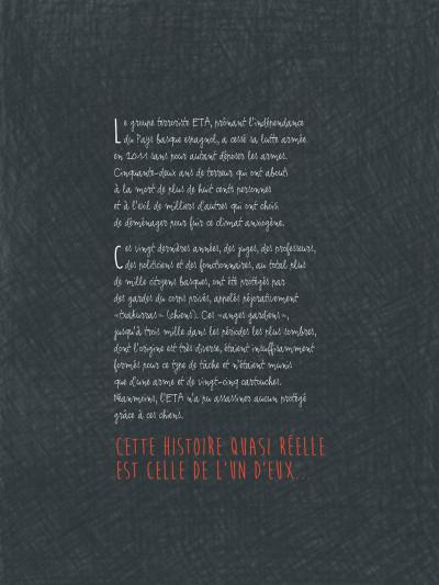 Page 5 Salto - L'histoire du marchand de bonbons qui disparut sous la pluie