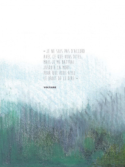 Page 6 Salto - L'histoire du marchand de bonbons qui disparut sous la pluie