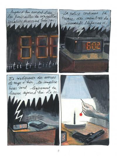 Page 9 Salto - L'histoire du marchand de bonbons qui disparut sous la pluie