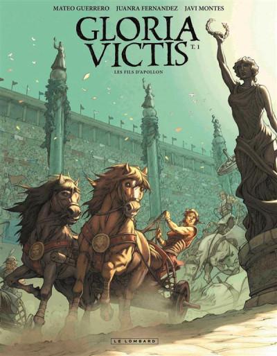 image de Gloria victis tome 1 - les fils d'Apollon