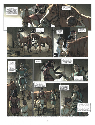 Page 3 Gloria victis tome 1