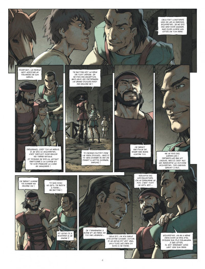 Page 4 Gloria victis tome 1