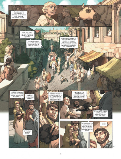 Page 5 Gloria victis tome 1
