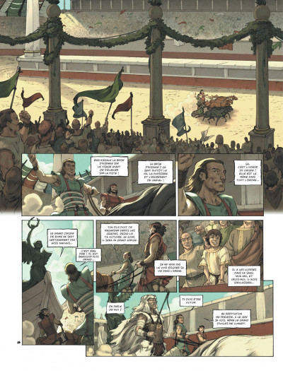 Page 8 Gloria victis tome 1