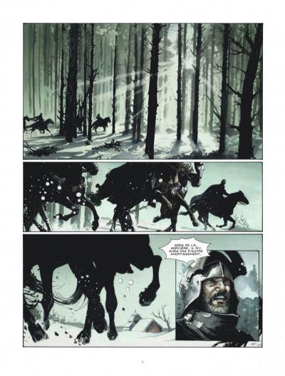 Page 3 H.ell tome 2 - la nuit, royaume des assassins