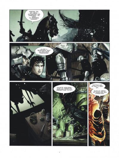 Page 4 H.ell tome 2 - la nuit, royaume des assassins
