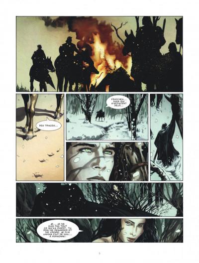 Page 5 H.ell tome 2 - la nuit, royaume des assassins