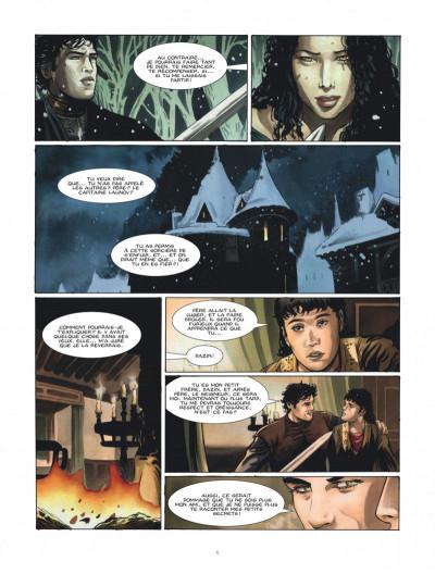 Page 6 H.ell tome 2 - la nuit, royaume des assassins