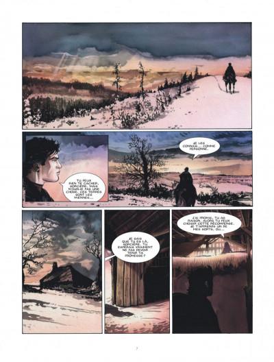 Page 7 H.ell tome 2 - la nuit, royaume des assassins