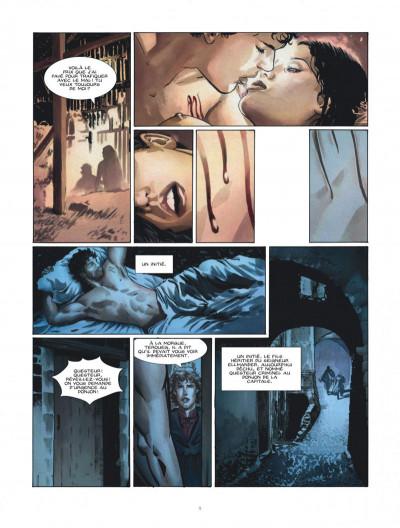 Page 9 H.ell tome 2 - la nuit, royaume des assassins