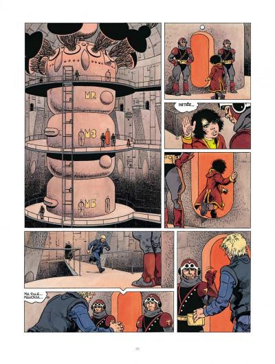 Page 2 Hans - intégrale tome 3