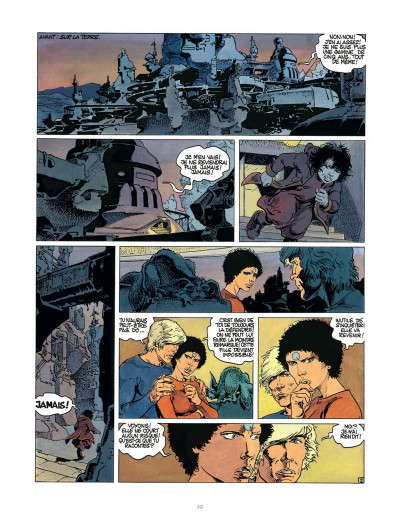 Page 3 Hans - intégrale tome 3