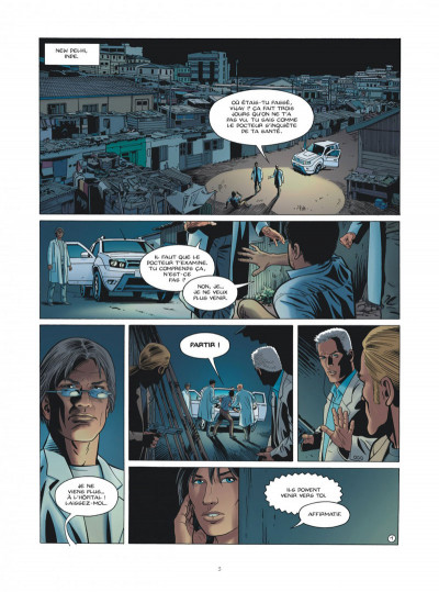 Page 2 I.R.$ team tome 4 - le dernier tir