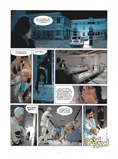 Page 4 I.R.$ team tome 4 - le dernier tir