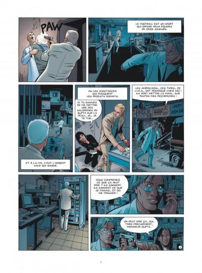 Page 6 I.R.$ team tome 4 - le dernier tir