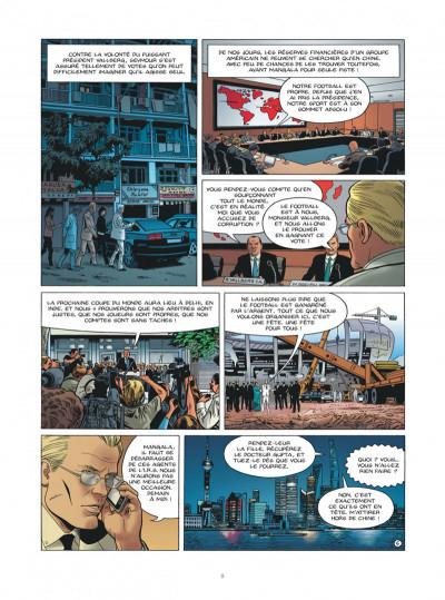 Page 8 I.R.$ team tome 4 - le dernier tir