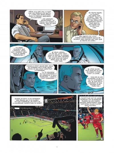 Page 9 I.R.$ team tome 4 - le dernier tir