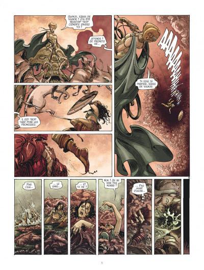 Page 5 Les mondes de Thorgal - Kriss de Valnor tome 5
