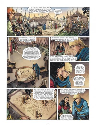Page 7 Les mondes de Thorgal - Kriss de Valnor tome 5