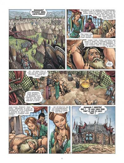 Page 8 Les mondes de Thorgal - Kriss de Valnor tome 5