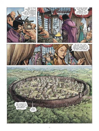 Page 9 Les mondes de Thorgal - Kriss de Valnor tome 5