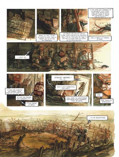 Page 5 Le chant du cygne tome 1