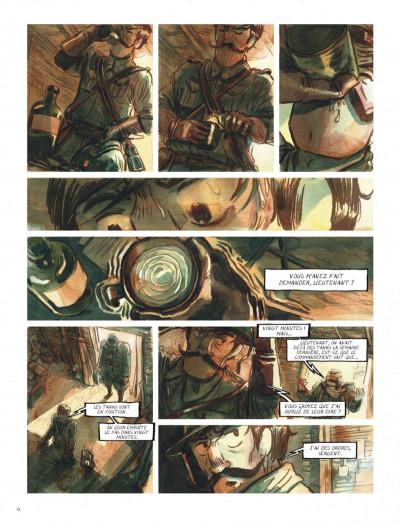 Page 6 Le chant du cygne tome 1