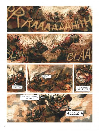 Page 8 Le chant du cygne tome 1