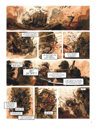 Page 9 Le chant du cygne tome 1