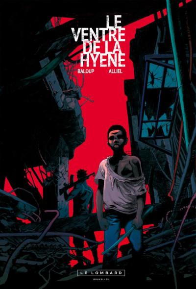 image de le ventre de la hyène