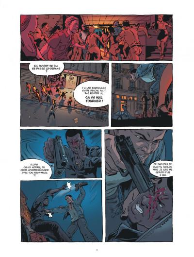 Page 8 le ventre de la hyène