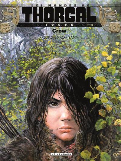 Couverture Les mondes de Thorgal - Louve tome 4
