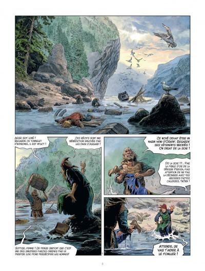 Page 2 Les mondes de Thorgal - Louve tome 4