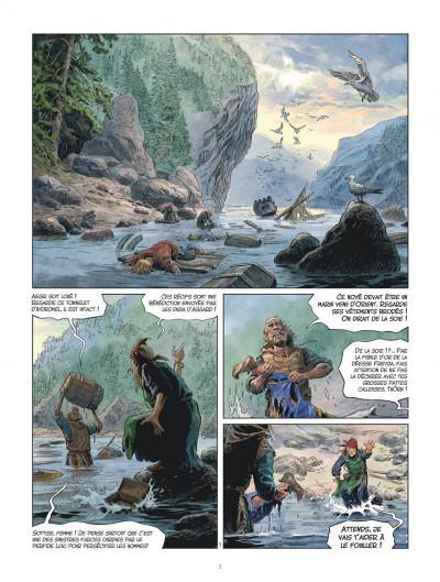 Page 3 Les mondes de Thorgal - Louve tome 4