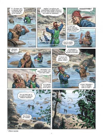 Page 4 Les mondes de Thorgal - Louve tome 4