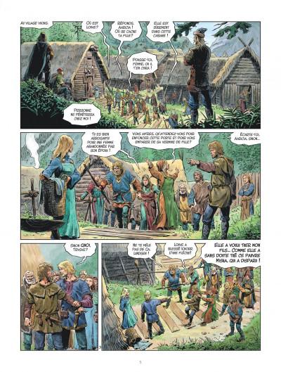 Page 5 Les mondes de Thorgal - Louve tome 4